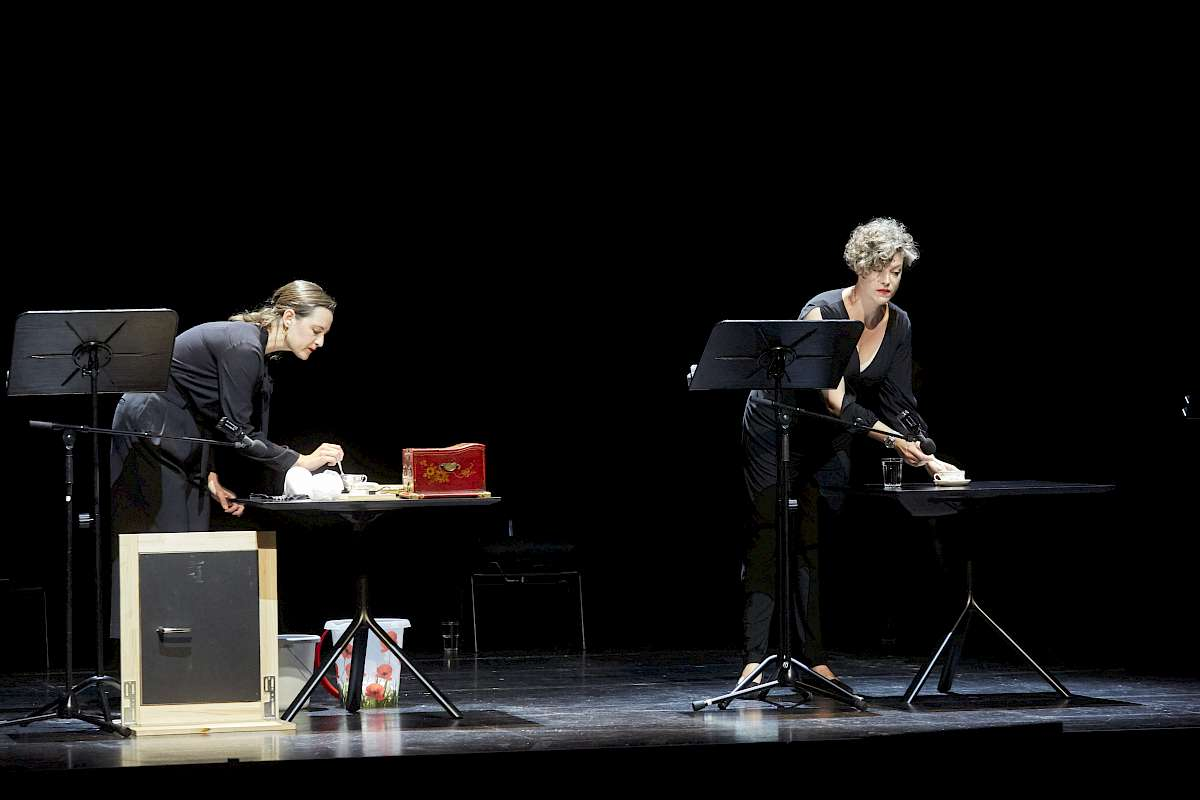 The Old Maid and the Thief   Konzert Theater Bern